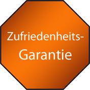 Logo Zufriedenheitsgarantie