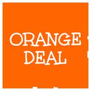 ORANGE DEAL Logo